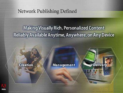 A Network Publishing definíciója