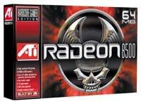 Radeon 8500 doboz