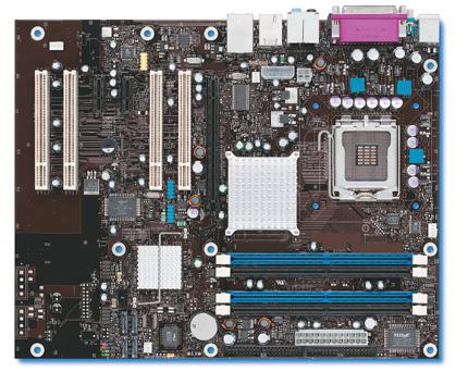 Intel D925XCV alaplap