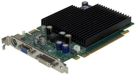 NVIDIA GeForce 7600 GS