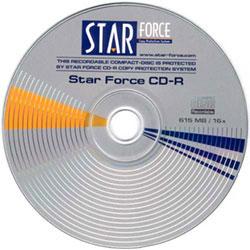 Starforce CD-R