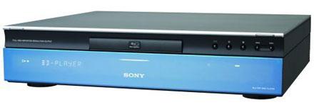 Sony BDP-S1 Blu-ray-lejátszó