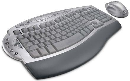 Wireless Laser Desktop for Mac