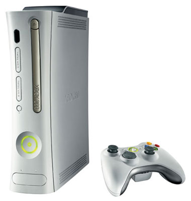 Xbox 360 konzol
