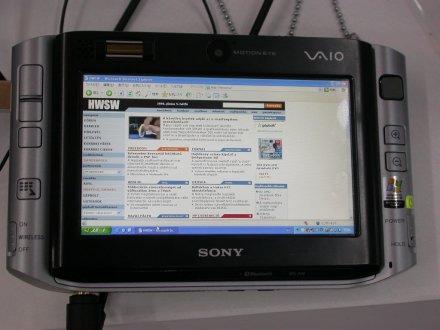 Sony UX90 UMPC
