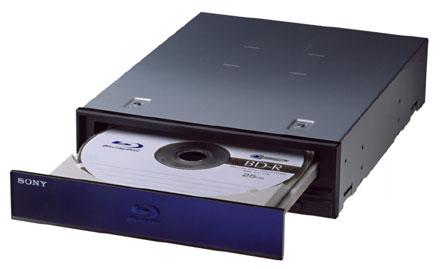 Sony BWU-100A Blu-ray-író