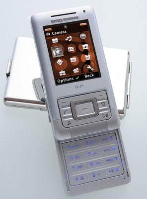 BenQ Mobile EL71