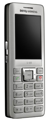 BenQ Mobile S68