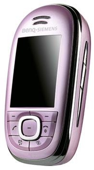 Okosabb női mobil a BenQ Mobile-tól