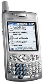Palm Treo 650 okostelefon