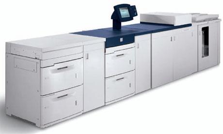 Xerox DocuColor 8000 Digital Press