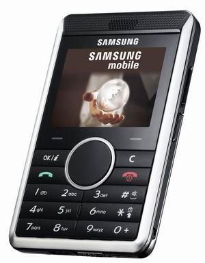 Samsung SGH-P310 kártyatelefon