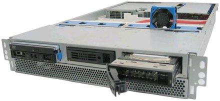 Intel Itanium SR9000WG2u szerver