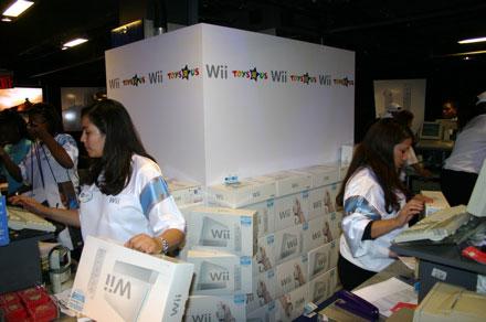 Wii: nagyobb nyitókészlet