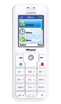 Linksys iPhone, Skype-VoIP-telefon