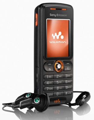 Sony Ericssonw200