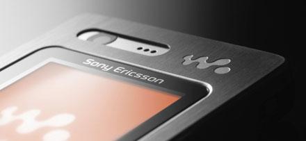 Sony Ericssson W200i Walkman-telefon