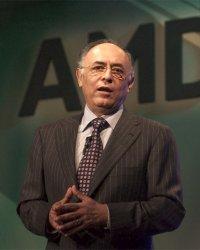 Hector Ruiz, AMD CEO