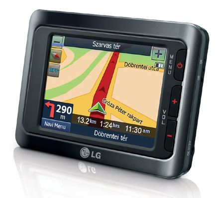 LG LN555 PNA