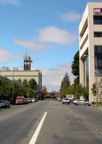 Santa Rosa City, Kalifornia
