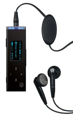 Samsung U3 MP3-lejátszó