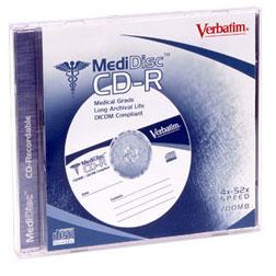 Verbatim MediDisc CD-R