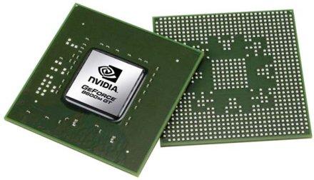 Az NVIDIA legerősebb notebook chipje, GeForce 8600M GT