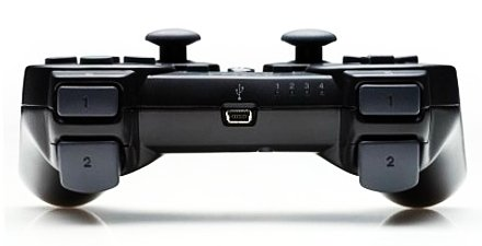 PlayStation 3 SIXAXIS kontroller