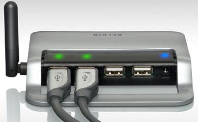 Belkin Wireless USB router