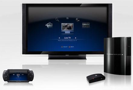 Sony PlayStation 3 és PlayTV