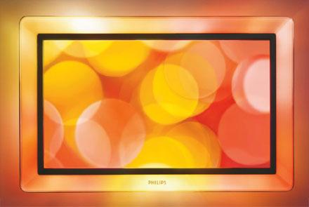 42 hüvelykes Philips Aurea LCD-televízió