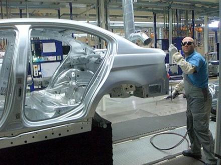 BMW gyár