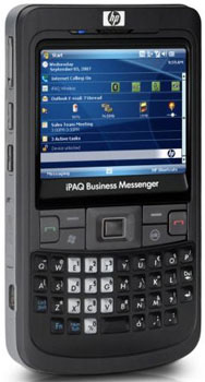 HP iPaq Business Messenger