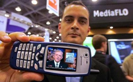 Mobil tévé