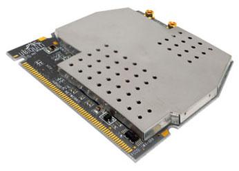 Ubiquiti XtremeRange7 mini-PCI Wi-Fi kártya