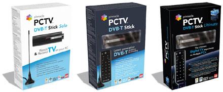 Pinnacle PCTV tunerek