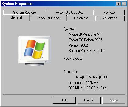 Windows Xp SP3 béta