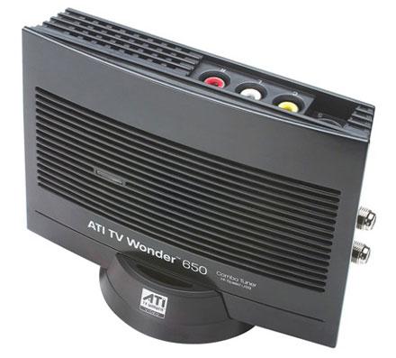 ATI TV Wonder 650 Combo USB