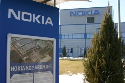 Nokia Komárom