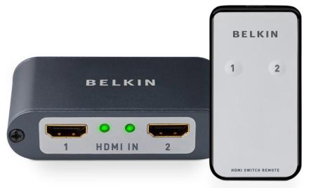 Belkin HDMI-kapcsoló