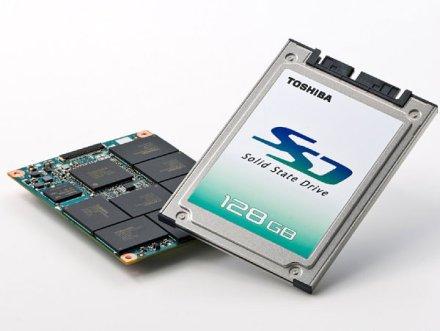 Toshiba 128 SSD