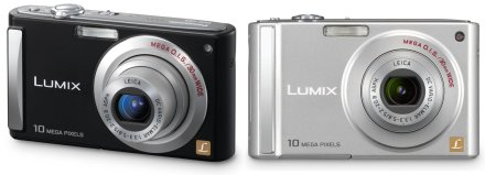Panasonic LUMIX DMC-FS5 és FS20