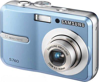 Samsung S760, S860