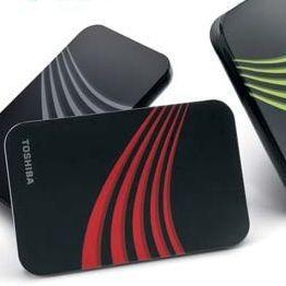 A Toshiba 2,5 hüvelykes külső tárolói