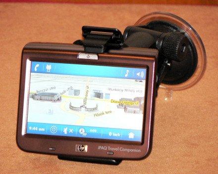 HP iPAQ 316 Travel Companion