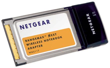 Netgear WN511T adapter