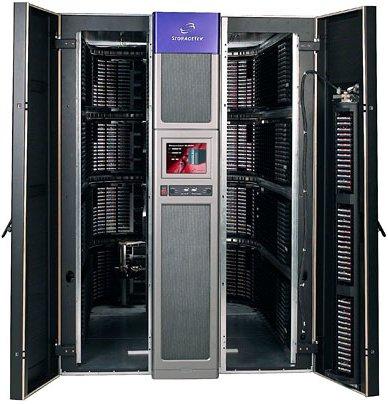 Sun StorageTek SL8500 szalagkönyvtár