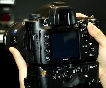 Sony DSLR-A900 a kép forrása: masterchong.com