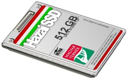 Hazai SSD 512GB