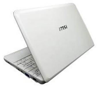 MSI Wind Notebook
